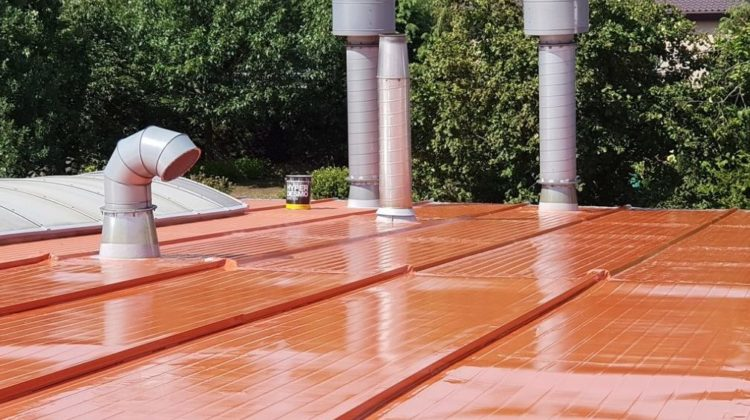 płynna membrana dachowa, membrana na dach